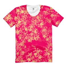 Star Flower Women's t-shirt