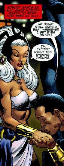 """doublevforvictory: """"I need that Storm/Black Panther type of love """" Comic Book Characters, Marvel Characters, Comic Character, Comic Books, Black Panther Storm, Black Panther Marvel, Marvel Dc Comics, Marvel Heroes, Marvel Girls"""