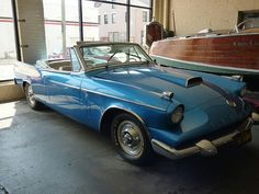 1958 Packard Hawk convertible..Re-pin...Brought to you by #CarInsurance at #HouseofInsurance in Eugene, Oregon