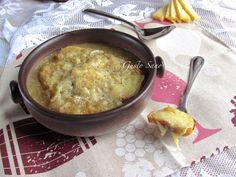 Ricetta: Zuppa di cipolle (Suppa de scigoll )