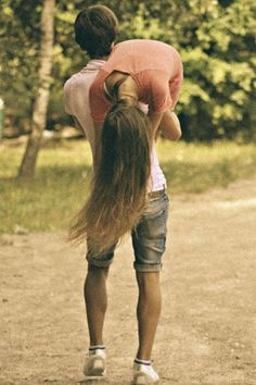 Carried off