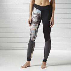 Spartan Race Compression Legging - Black