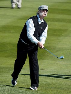 Bill Murray '02.  Now that is a stache #mustache