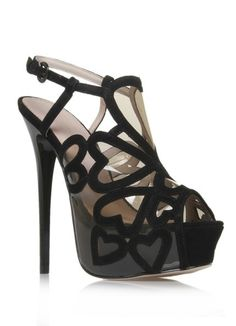 61859a74a8e38 Love  3 KG by Kurt Geiger.. My new favourite heels that I