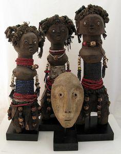 From Ann Proteus, Sidewalk Tribal Gallery