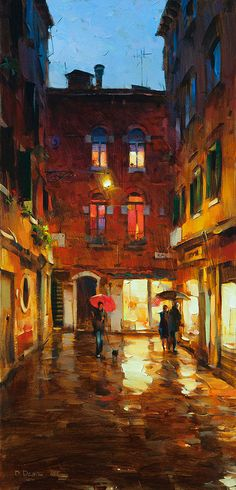 Dmitri Danish Other - November Venice