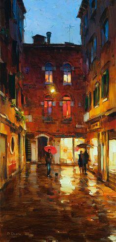 """Dmitri Danish - """"November Venice"""""""