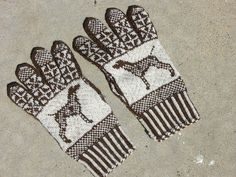 Ravelry: tinymars' Sanquhar GSP Gloves