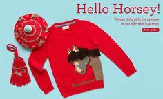 Hello Horsey collection