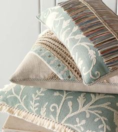 Avila decorative pillows by Eastern Accents