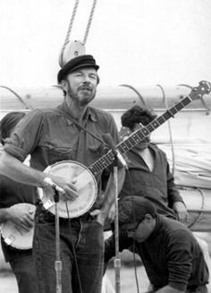 Pete Seeger... ahhh, take me back to a better time!