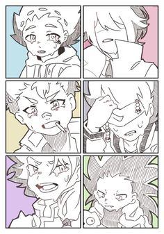 Naruto Sasuke Sakura, Beyblade Characters, Beyblade Burst, Alarm Clock, My Friend, Evolution, Friendship, Fanart, Japanese