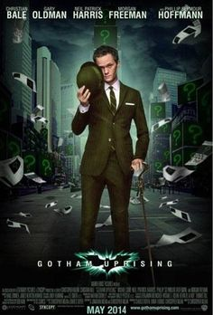This would rival the best of the Batman Movies