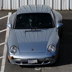 Wide hips!! Porsche 993 Carrera 4S #everyday993 #Porsche