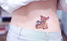 Disney-Prinzessinnen aufgepasst! Hier kommen die 15 schönsten Mini-Disney-Tattoos