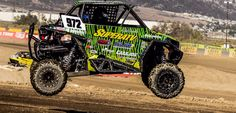 Katie Vernola pulls double duty at the Lucas Oil Regional Off Road Series at Glen Helen.