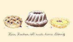 Frau Annika — Illustration