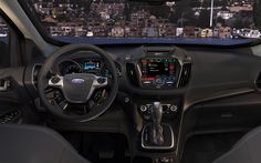 The New Ford 2013 : From Me to Your Desktop