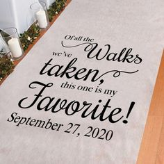 Wedding Ceremony Decorations, Wedding Aisles, Wedding Ceremonies, Wedding Backdrops, Wedding Aisle Runners, Wedding Reception, Wedding Bouquets, Decor Wedding, Homemade Wedding Decorations