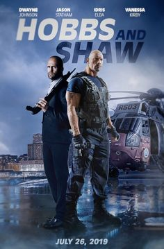 Title:Fast & Furious Presents: Hobbs & Shaw LeitchWriters:Chris Morgan (story by), Chris Morgan (screenplay by)Stars:Vanessa Kirby, Dwayne Johnson, Eiza González Genres:Action Movies 2019, New Movies, Movies Online, Good Movies, Movies And Tv Shows, Imdb Movies, Movies Free, Comedy Movies, Watch Movies