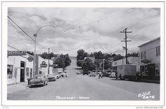 RP: Main Street , TONASKET , Washington , 1930-40s : ELLIS #2676 - Delcampe.com