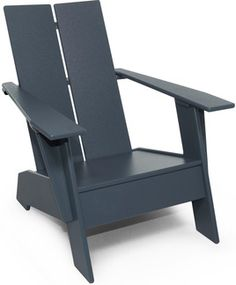 Loll Designs Kids Adirondack Chair | 2Modern Furniture & Lighting