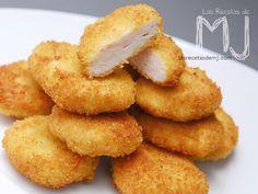 Nuggets de Pollo... ummmmmmmmmmm