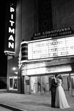 Pitman Theatre reception Gadsden AL Spindle Photography