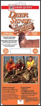 DEER QUEST Deer Quest Combo 6-Curiosity & 6-Rutrageous, 12P