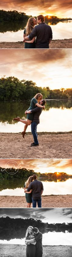 Sunset Engagement Pictures, Couples Pose Ideas, Golden Hour