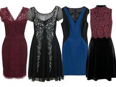 It's time for a new Christmas party dress for 2013! Whether you're looking for dresses for curvy women, dresses for women over 40, red Christmas party dresses, long Christmas party dresses or a super sexy look -- you'll find it here!
