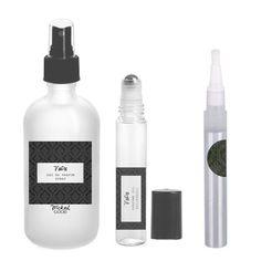Voodoo Perfume http://www.orglamix.com #handcrafted #perfume #smellwickedgoo\d #voodoo