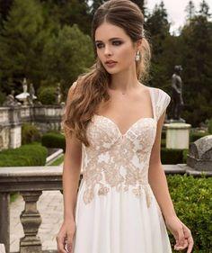 Vestidos de novia estilo vintage 2017: ¡rememora el romanticismo! Image: 29