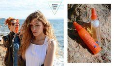 Τα προϊόντα αντιηλιακής προστασίας μαλλιών PHYTOPLAGE της PHYTO Paris, χρησιμοποιούνται στις καλοκαιρινές φωτογραφίσεις του Tickityflippinboo Magazine!