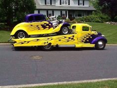 Cool cars and trucks awesome vehicles 48 Ideas Hot Rod Trucks, Cool Trucks, Big Trucks, Chevy Trucks, Pickup Trucks, Chevy Pickups, Tow Truck, Custom Trucks, Custom Cars
