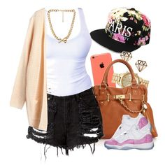 Jumping Into Summer, created by oh-aurora on Polyvore