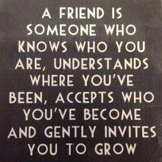 A friend is.... | Spreuken | Stoer en Sfeer