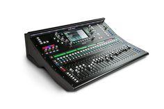 Allen&Heath SQ 6 Right - Siphery Lumira - Audioroom Studio Fix, Studio Setup, Home Studio, Studio Ideas, Dj Music, Music Stuff, Allen And Heath, V Tech, Recording Studio Design