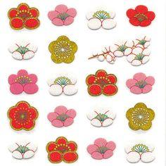 Plum Blossoms = 梅 ume…