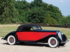 1937 Mercedes-Benz 290 Cabriolet A
