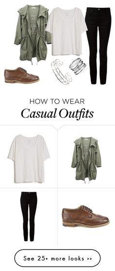 """casual."" by senpaikohaii on Polyvore"