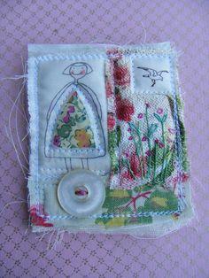 handmade brooch | by hens teeth