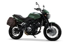 Moto Morini Scrambler MY 2013. Bellissima