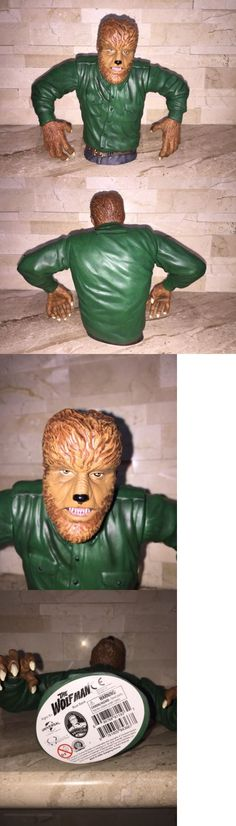 Creature from the Black Lagoon 168249: Universal Diamond Select Wolfman Bust Bank -> BUY IT NOW ONLY: $31.99 on eBay!