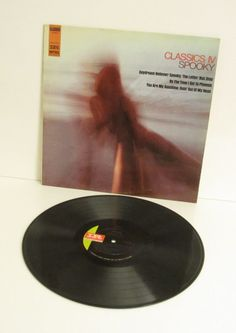Spooky Classics IV  Vinyl LP Record Album by SandyLeesAttic, $17.95