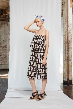 Whit Spring 2016 Ready-to-Wear Fashion Show