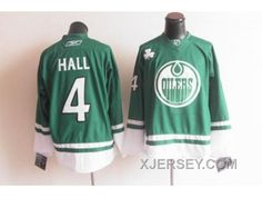 http://www.xjersey.com/new-arrival-nhl-edmonton-oilers-4-hall-green.html NEW ARRIVAL NHL EDMONTON OILERS #4 HALL GREEN Only 47.31€ , Free Shipping!