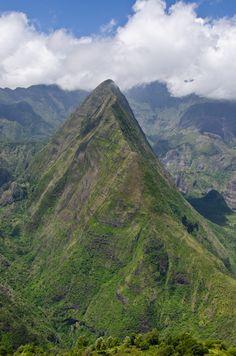 L'île intense, that's the motto of my home island: La Réunion