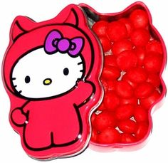 Hello Kitty Lil' Devil Cinnamon Hots