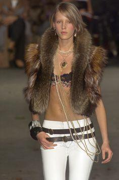 Dolce & Gabbana Fall-Winter 2001
